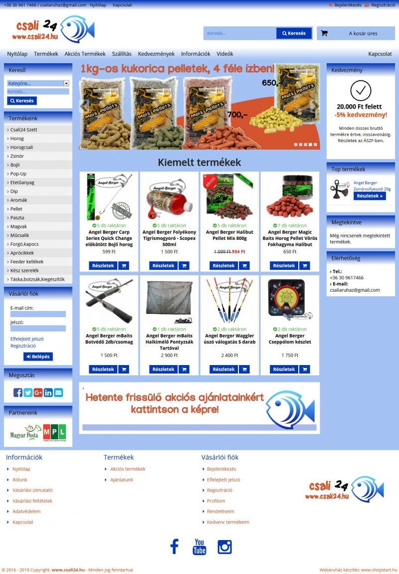 56c3afb9de Shopstart webáruház referenciák